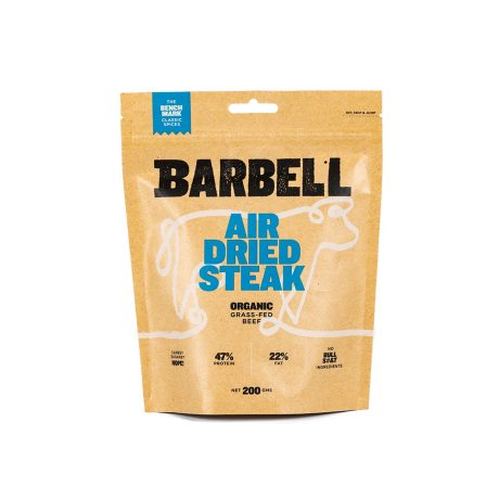 Barbell Benchmark Air Dried Steak - 200g