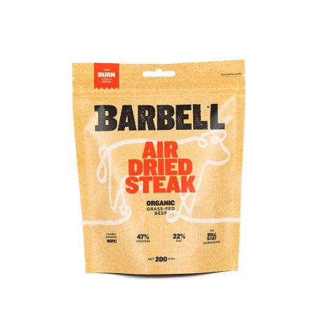Barbell Burn Air Dried Steak - 200g