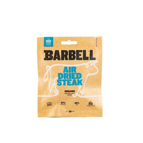 Barbell Benchmark Air Dried Steak - 30g