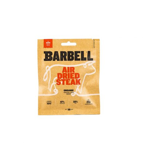 Barbell Burn Air Dried Steak - 30g