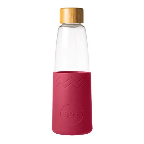 SoL Cups Water Bottle Radiant Rosé 850ml
