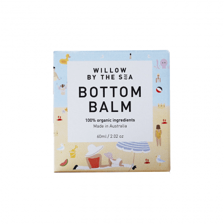 Willow by the Sea Bottom Balm 60g