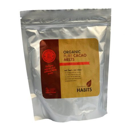 Changing Habits Cacao Melts 500g