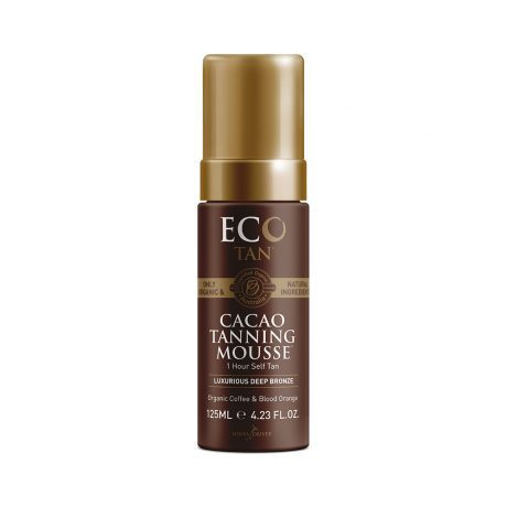 EcoTan Cacao Tanning Mousse 125ml