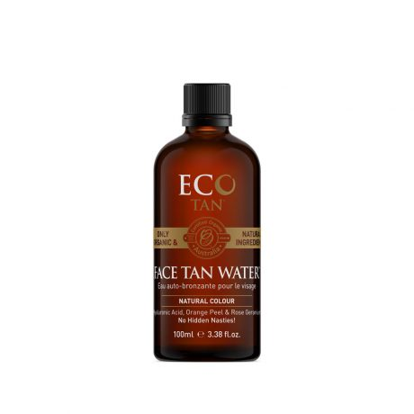 EcoTan Face Tan Water 100ml