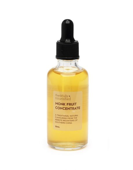 Thankfully Nourished Monk Fruit Concentrate 50ml