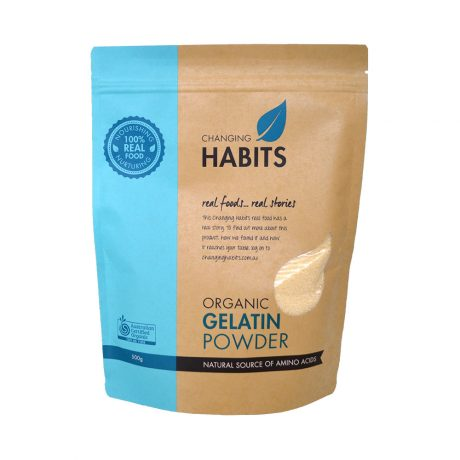 Changing Habits Gelatin 500g