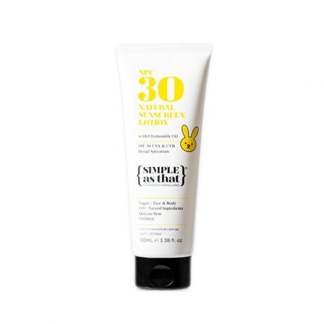Simple as That Children's Sunscreen 100ml