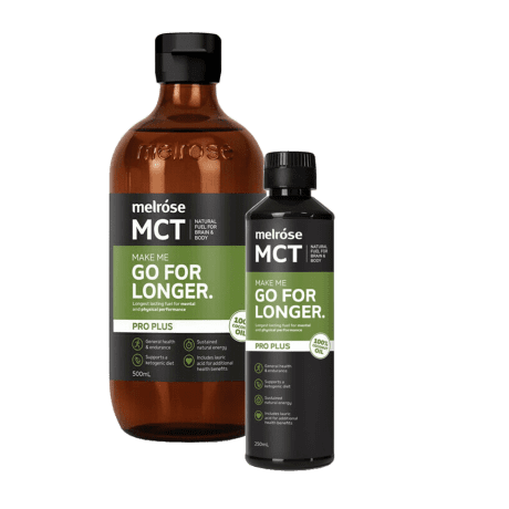 Melrose MCT Pro Plus Go for Longer Oil