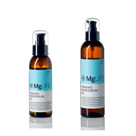 MgLife Organic Magnesium Oil 125ml - 250ml