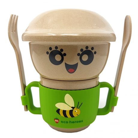 Eco Hero Dinnerset