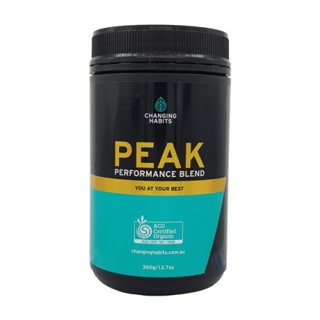 Changing Habits Peak Performance 360g