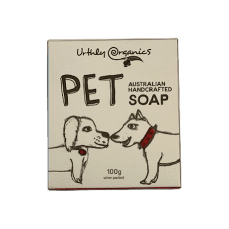 UrthlyOrganics Pet Soap with Stockholm Tar 100g