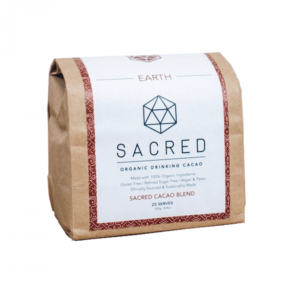 Sacred Taste - Earth - Organic Drinking Cacao