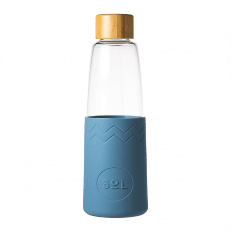 SoL Cups Water Bottle Blue Stone 850ml