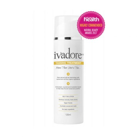Ivadore Tanning Treatment 120ml