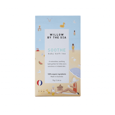 Willow by the Sea Soothe Baby Bath Tea 75g