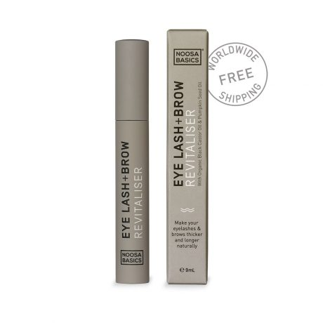 Noosa Basics Eye Lash & Brow Revitaliser 9ml
