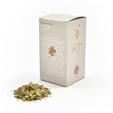 Love Tea Breast Feeding Loose Leaf Tea 75g