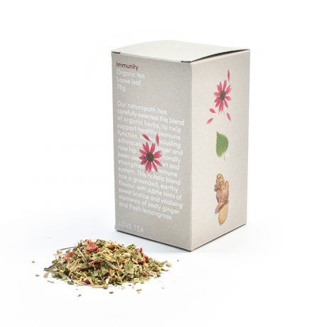 Love Tea Immunity Loose Leaf Tea 75g