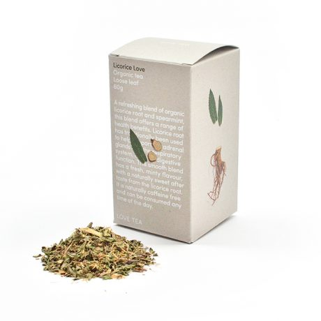 Love Tea Licorice Love Loose Leaf Tea 60g