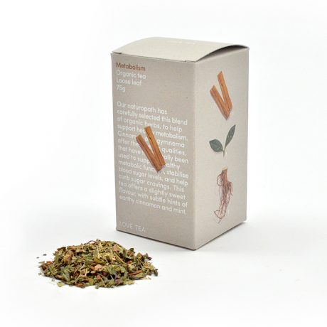 Love Tea Metabolism 75g loose leaf