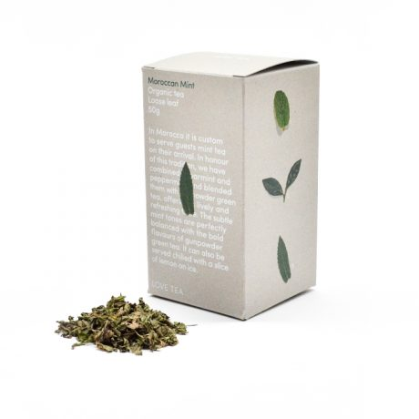 Love Tea Moroccan Mint 50g loose leaf