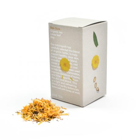 Love Tea Skin Glow Loose Leaf 50g