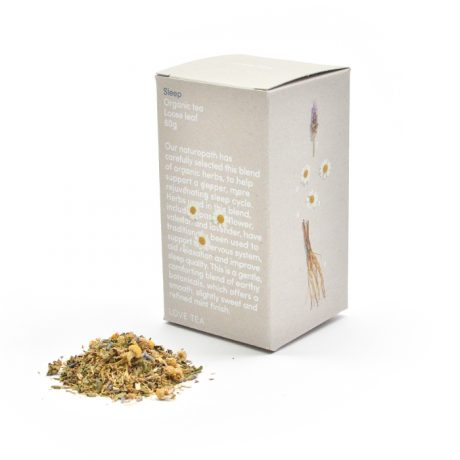 Love Tea Sleep Loose Leaf Tea 60g