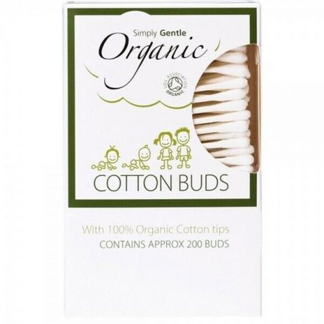 Simply Gentle Cotton Buds 200
