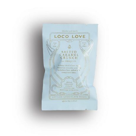 Loco Love Single Salted Caramel Crunch with Mesquite