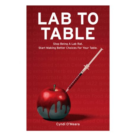 Changing Habits Lab to Table Book