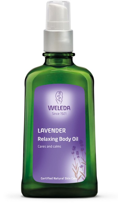 Weleda Body Oil - Lavender 100ml