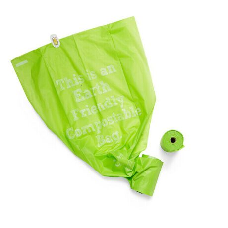 Onya Dog Waste Bags Roll- certified compostable 15x2 pack (30 total)