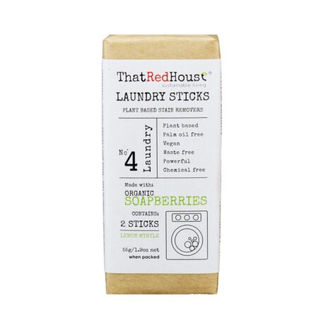 That Red House Laundry Sticks Plant Based Stain Removers 55g